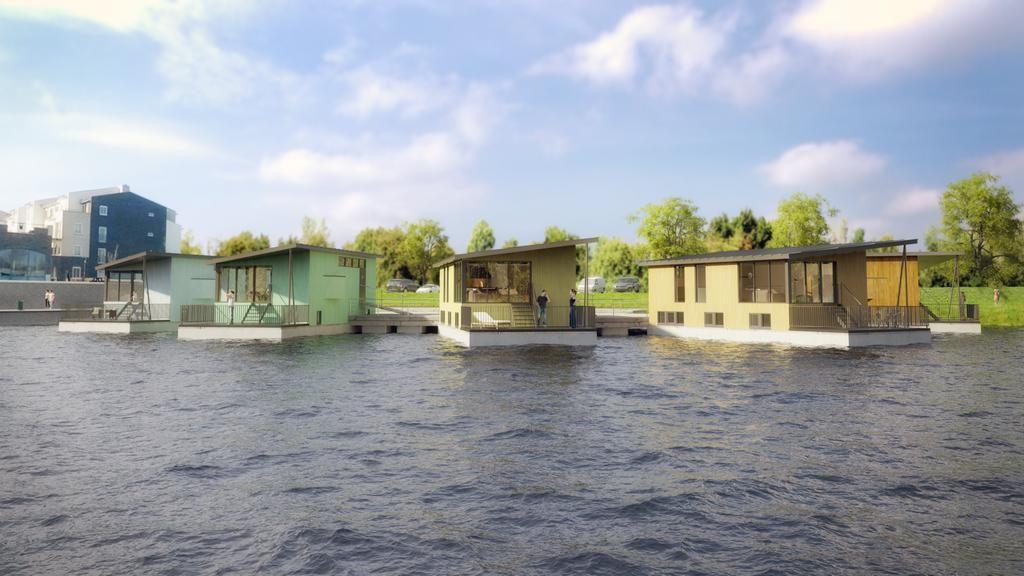 Center Parcs: Luxusurlaub auf dem Wasser mit den komfortablen Hausbooten im Park De Eemhof. http://bit.ly/1dFTwkP