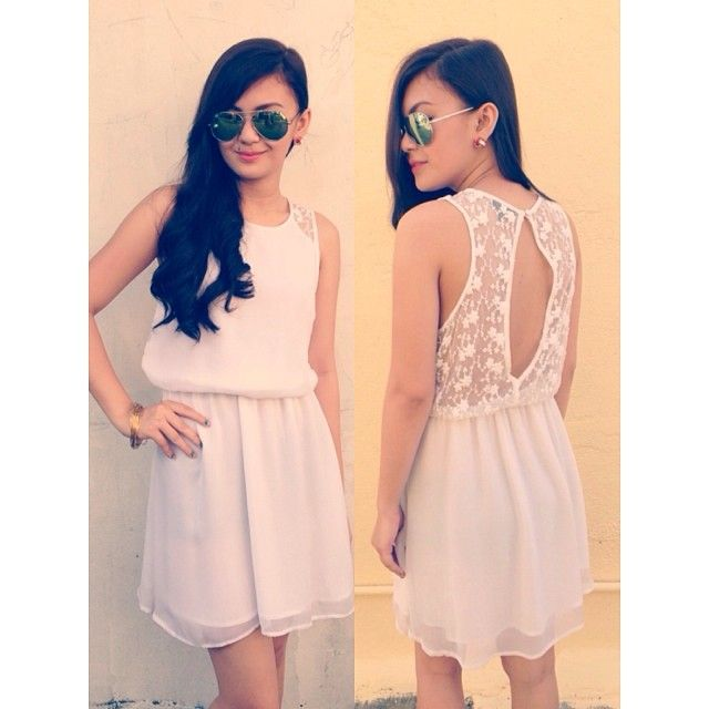 """@justmekarenreyes's photo: """"Outfit for F21 Grand Opening tonight at SMFairview! :) #f21Fairview"""""""