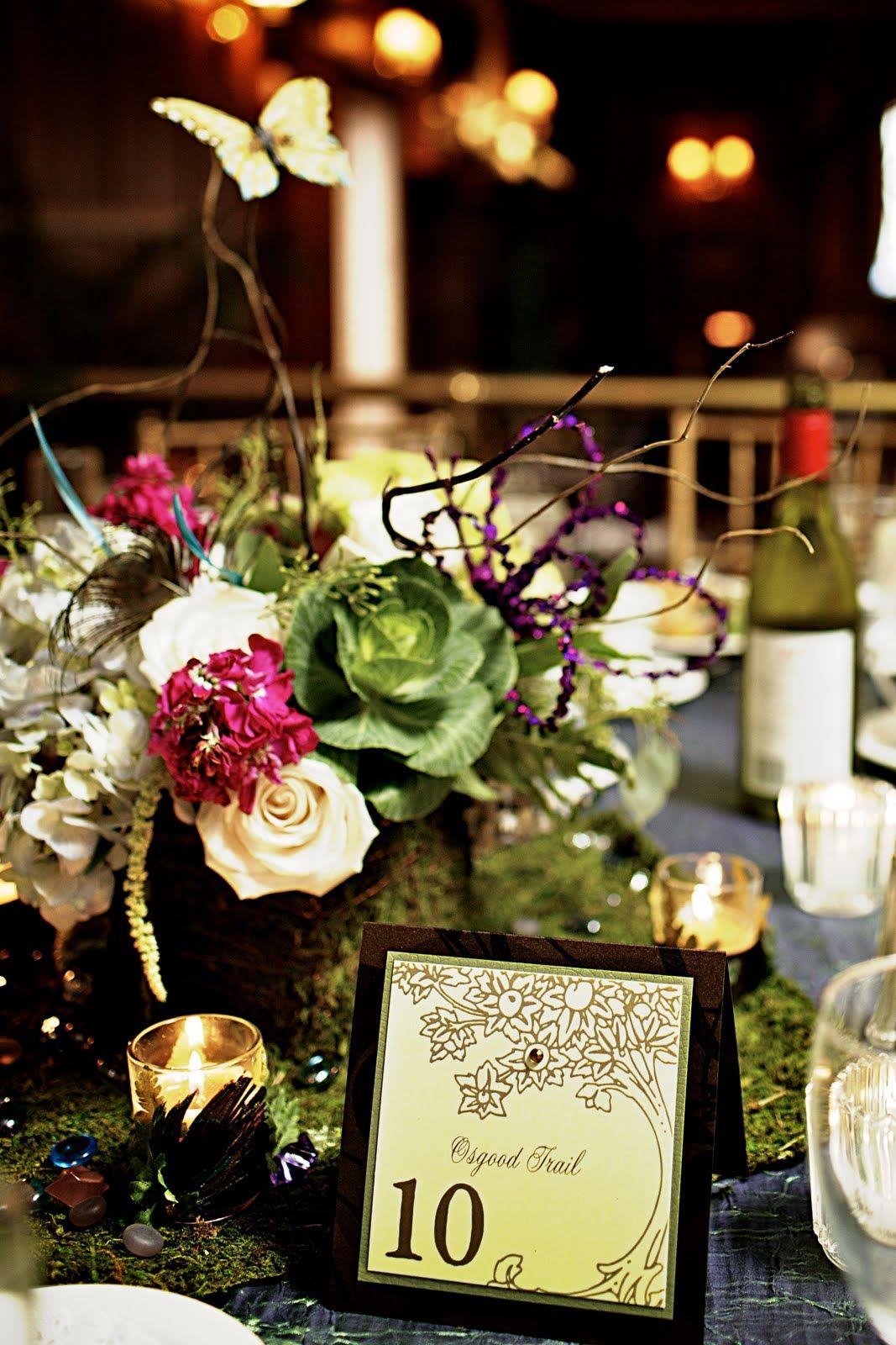 Enchanted garden wedding also  event inspiration board