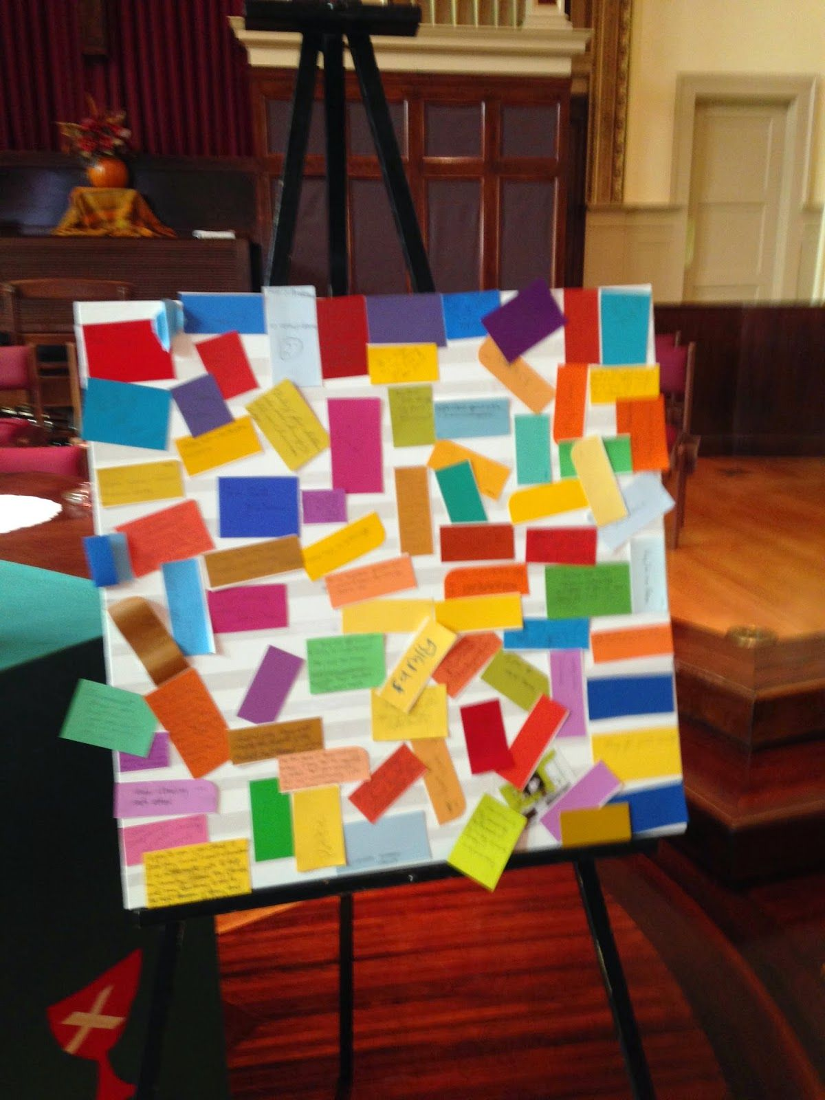 RETHINKING YOUTH MINISTRY- making a prayer mosaic | Youth
