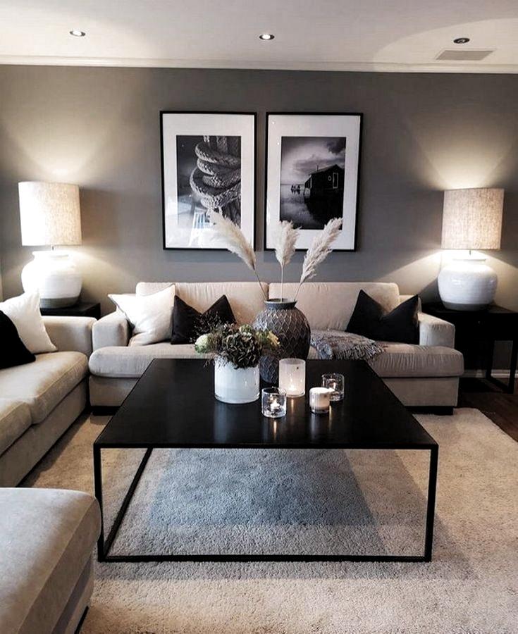 ✔85 inspirierende Ideen für die Dekoration von Wohnzimmern 1 #apartmentliving…