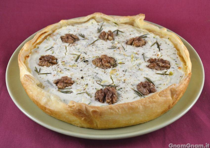 Scopri La Ricetta Di Torta Salata Con Zucchine E Fiori Di Zucca