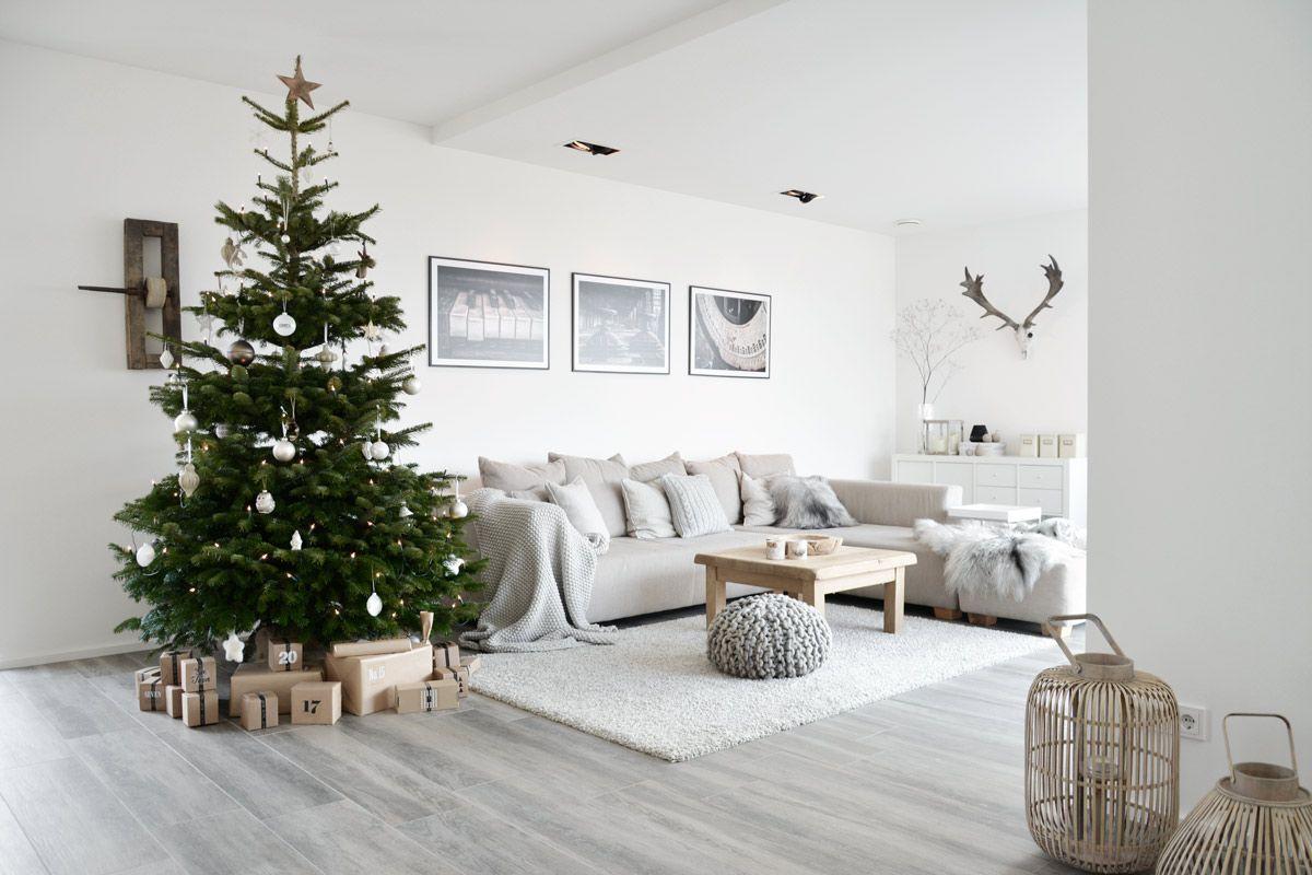 dekoration | jetzt ist weihnachten eingezogen! | mx | living ... - Wohnzimmer Deko Weihnachten