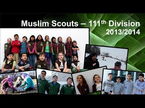 Muslim Scouts of London, ON  They meet on a weekly basis