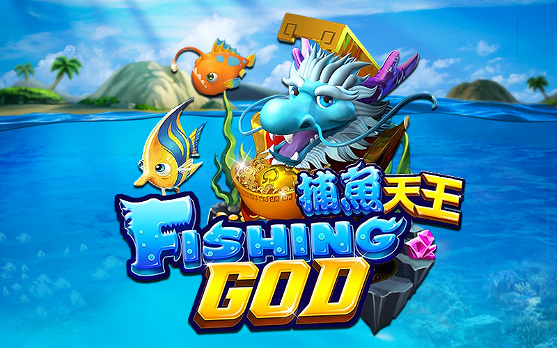 Fishing God by Spade Gaming | Spades game, Shooting games, Fishing game