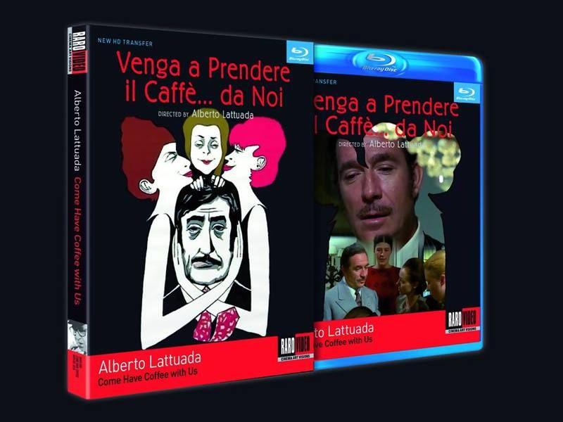 Raro Video Two Classic Italian Films Coming Soon to Blu