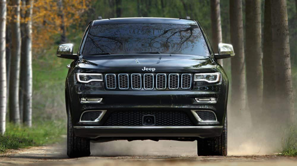 2019 Jeep Grand Cherokee Overview Gallery 5 Summit Front View Jeep Grand Cherokee Jeep Grand Jeep