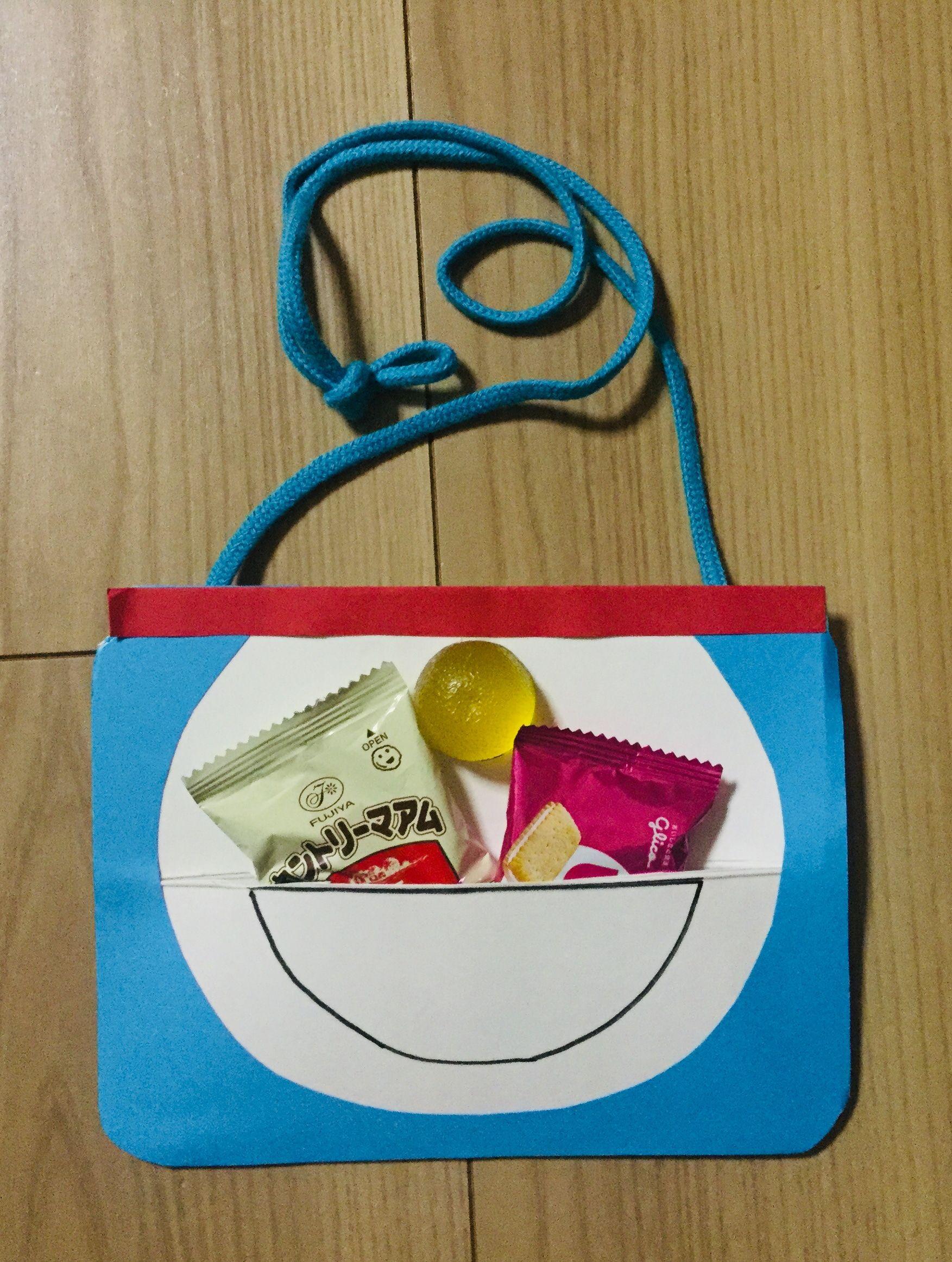 ドラえもんポケット 幼稚園バザー 作り方 ドラえもん ポケット 幼稚園の工作 運動会 製作