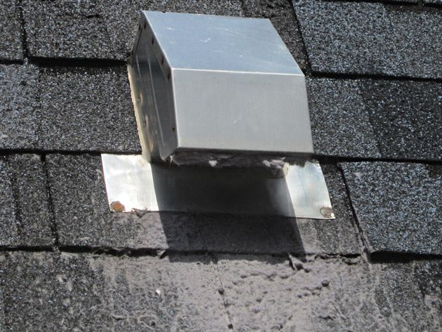Dryer Termination Code Roof Vents Dryer Green Living