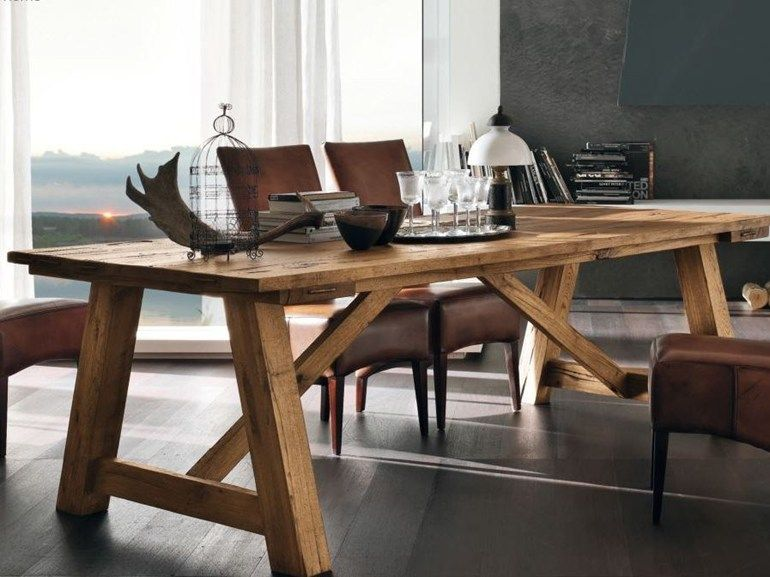 Our new Devina Nais table | Deco and Design | Pinterest | Wooden ...