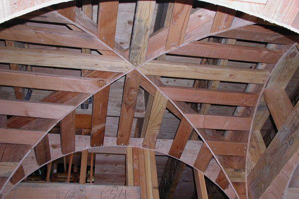 Open Groin Vault Ceiling Texture Vaulted Ceiling Door Texture