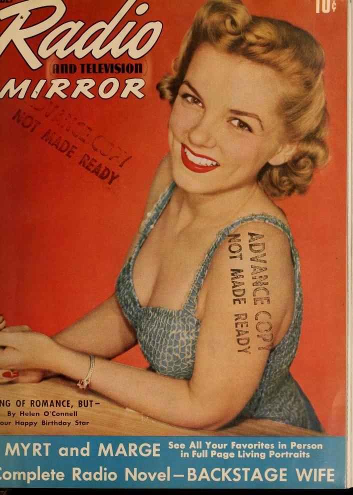 Radio and Television Mirror