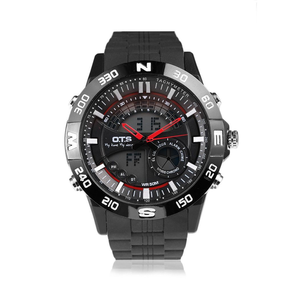 Sale 8070 able Design Outdoor Waterproof Sport Style Digital Wrist Watches Cool Design