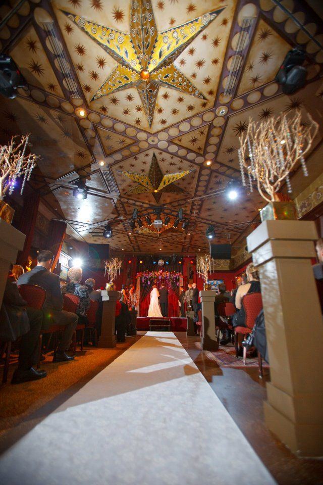 Gorgeous Wedding Hosted By House Of Blues Cleveland