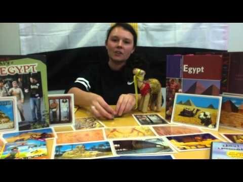 Egypt Culture Kit - YouTube
