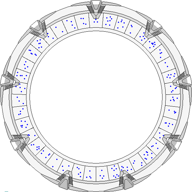 A Stargate Found On The Alpha Halo Ring From Our Halostargate