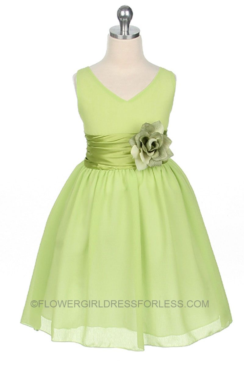 1000  images about Green Flower Girl Dresses on Pinterest ...