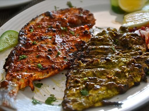 Grilled Fish Recipes Indian