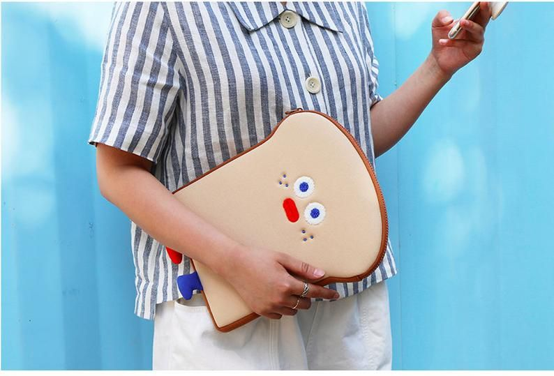 11 toast ipad tablet pouch 3 types tablet pouch laptop cover in 2021 tablet pouch ipad pouch ipad pro