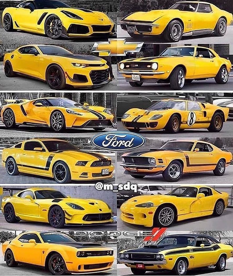 Modern Or Old Ford Chevy Or Dodge Follow Donsluxury For More Big Thanks To M Sqd For Modern Or Old Ford Chevy O Super Cars Classic Cars Muscle Cars