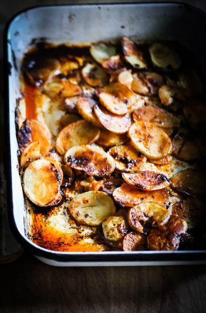 Portuguese Chicken And Crispy Potatoes Peri Peri Chicken Recipe Portuguese Recipes