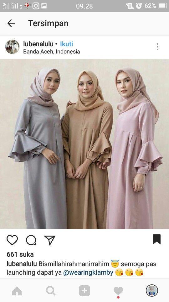 Baju Coklat Muda Cocok Dengan Jilbab Warna Apa