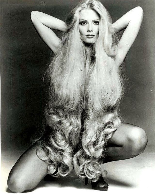 Long hair jo fondren debra