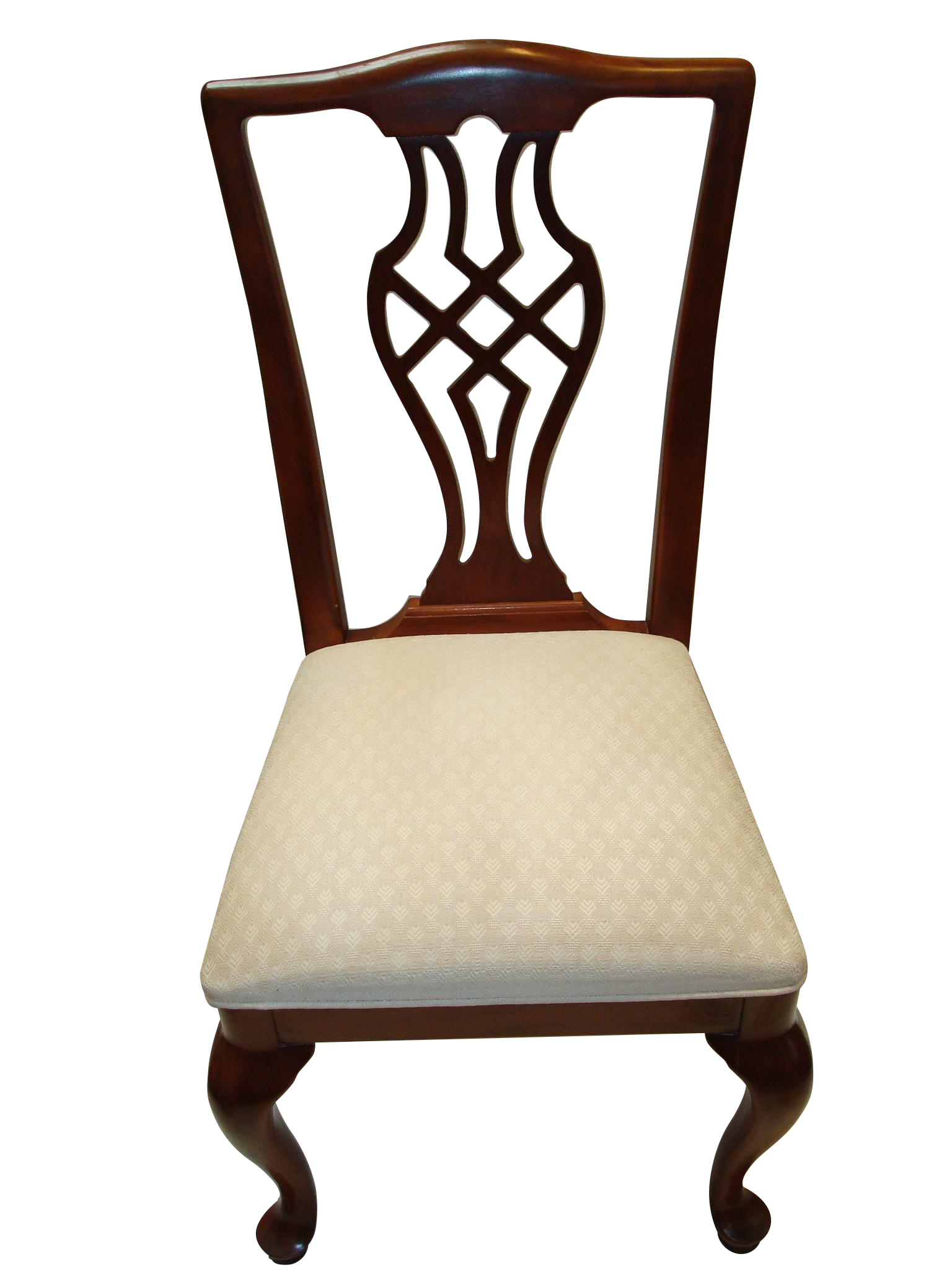 Drexel Heritage Dining Chairs Set Of Six Mahogany Wood And Ivory Cream Woven Seat Covers With Welt All Clean And In Excel Dining Chairs Chair Dining Chair Set