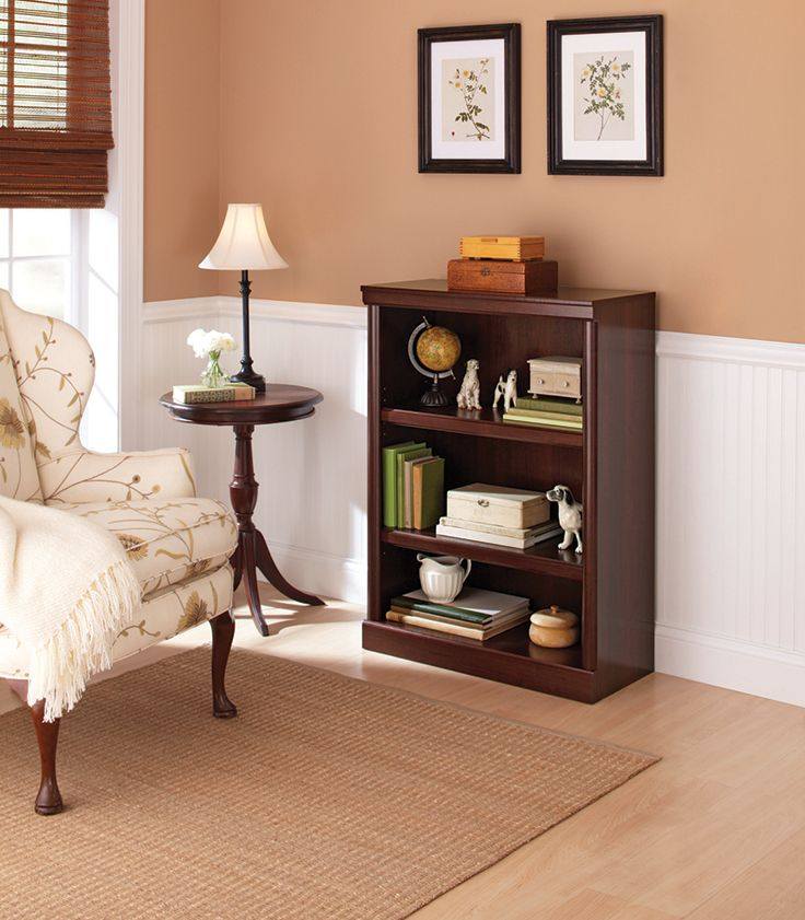 Quality Affordable Furniture: Better Homes And Gardens Ashwood Road 3-Shelf Bookcase
