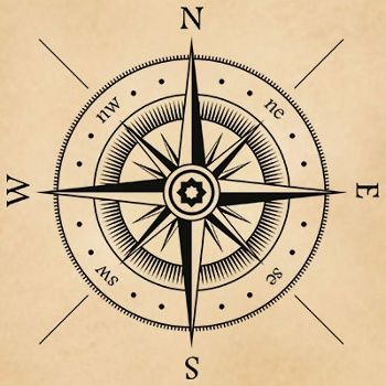 Compass Rose Tattoos: Symbolism and Designs | Tattoo, North star ...