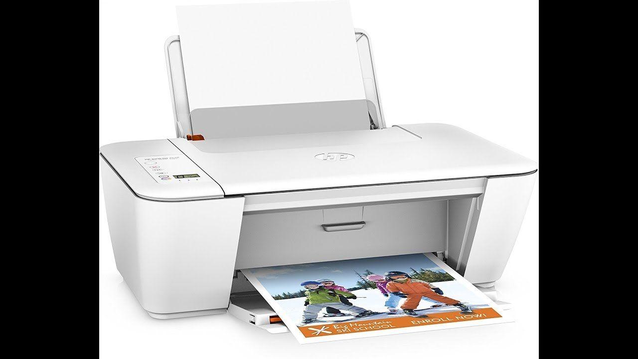 Cómo Imprimir Completo En Impresora Multifunción Hp Deskjet Ink Advantage 2548 Deskjet Printer Printer Hp Printer