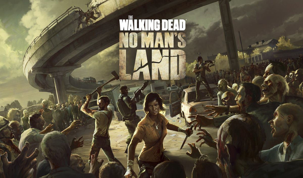 The Walking Dead: No Man's Land Mobile Game Now Available to download for free on iPhone, iPad and iPod touch. Details on the Android version will be announced soon.