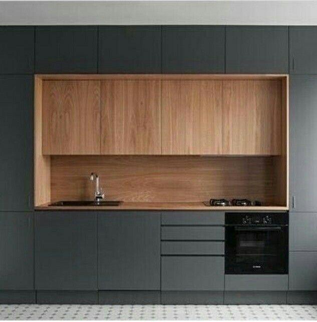 Master bedroom cabinets #darkkitchencabinets