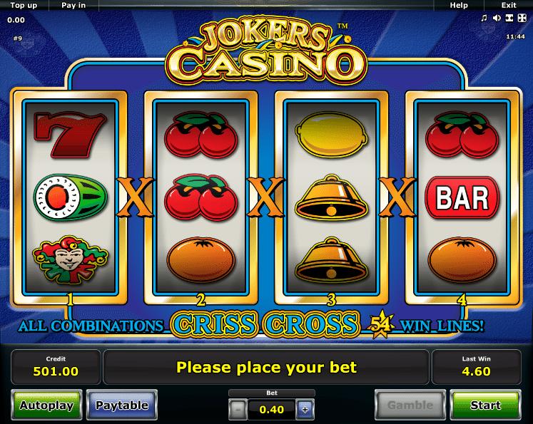 Casino Games Zdarma