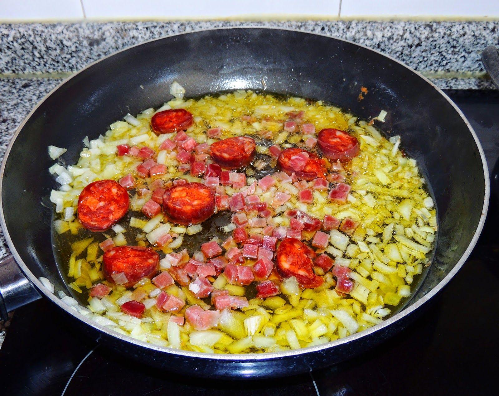 El placer de cocinar guisantes a la murciana espa a for Cocinar guisantes congelados