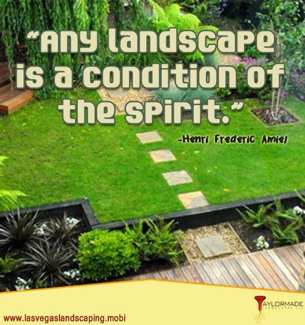 #Landscape Maintenance | Garden quotes, Gardening quotes ...