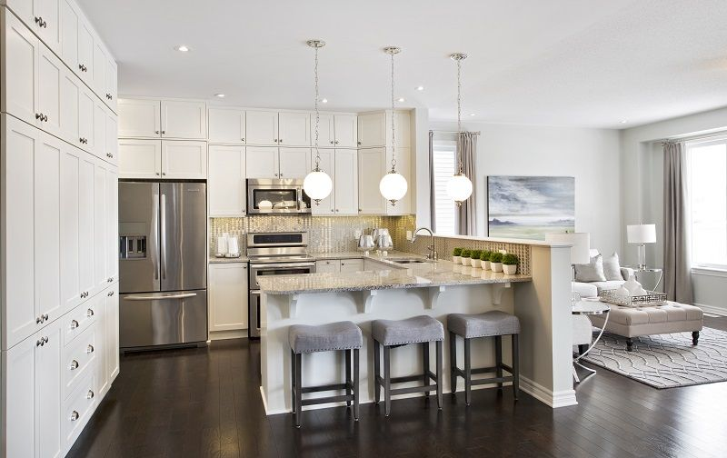 This Is The Royal Edward Model Home In Ottawa South At Our Findlay