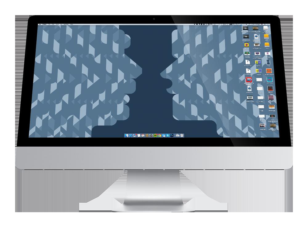 Progressive Layered Screen Saver