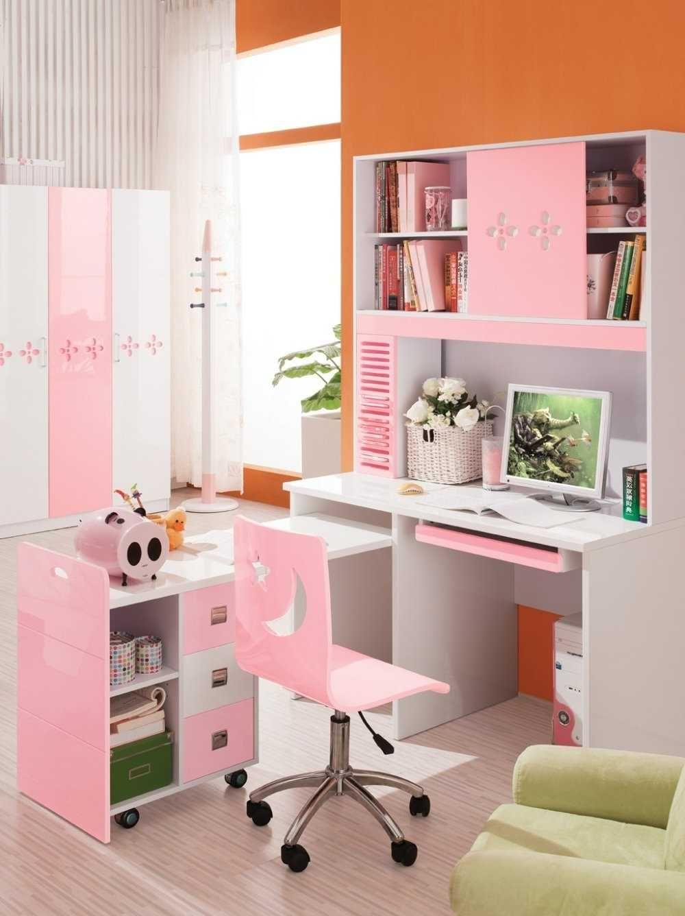 white corner desk for kids ideas including beautiful study ...
