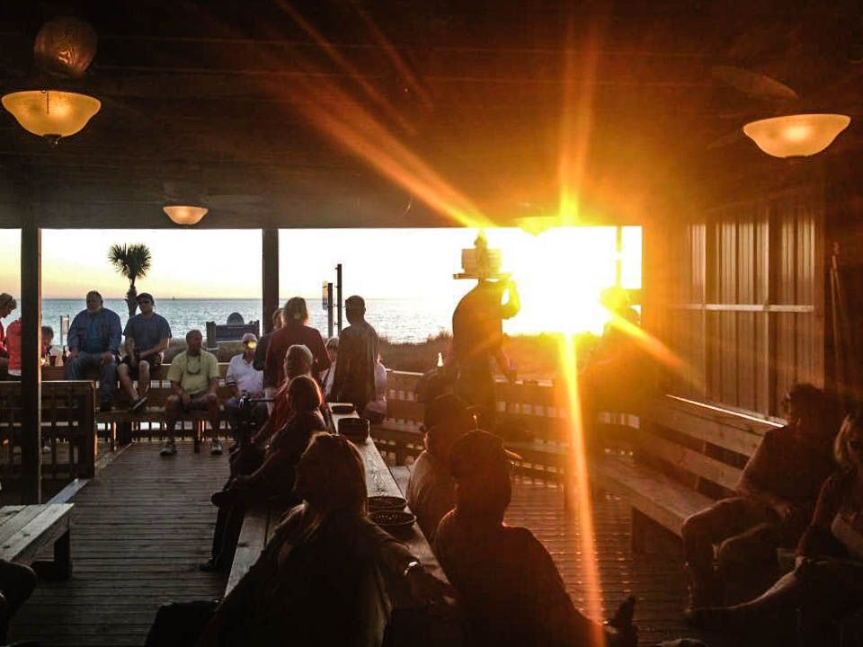 The Lookout Lounge serves up live music, refreshing drinks and stunning sunsets seven days a week.