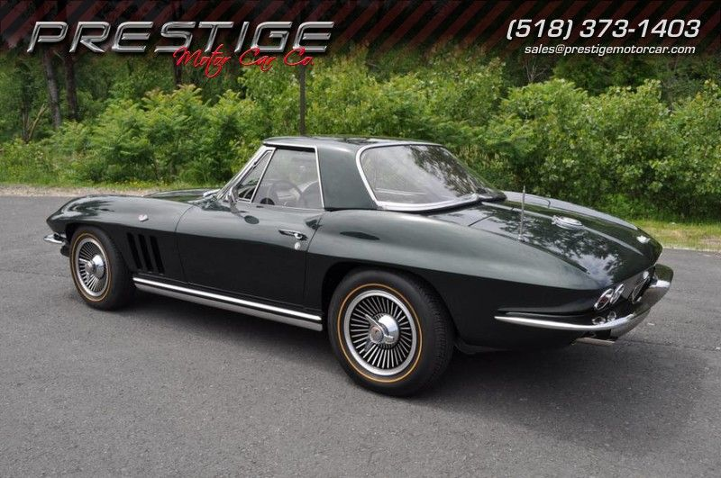 1965 Corvette Convertible For Sale New York Ncrs Top Flight Glen Green Convertible Call Listing 81237 Corvette Convertible 1965 Corvette Corvette