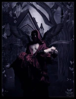 7 Spectacular Gothic Love Wallpapers