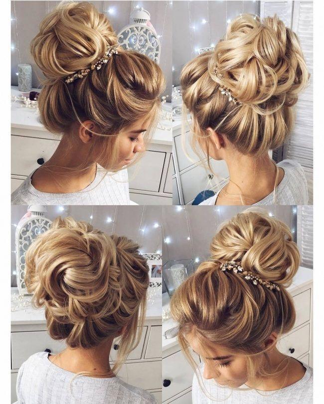 Les plus belles idées de coiffures de mariage tendance