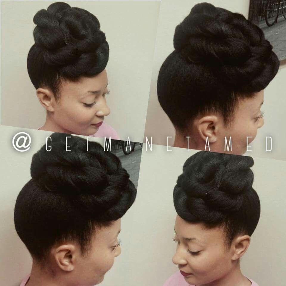 pin up. popmpadour. updos. natural hair updos. weddings updos