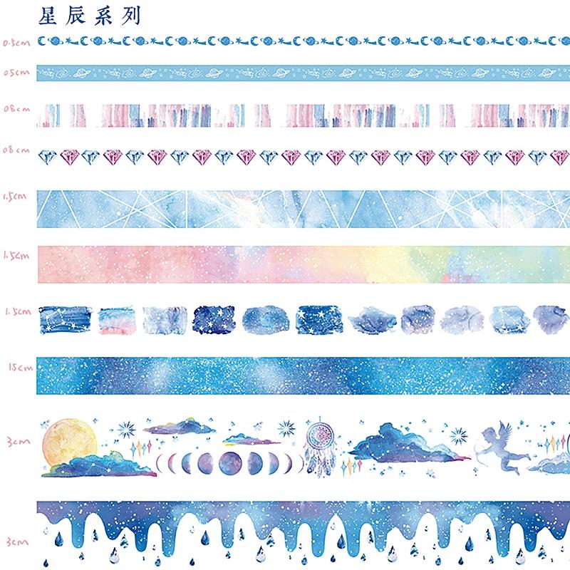 Colorful Cute Nature Washi Tape Jenny Ray Pegatinas Imprimibles Plantillas De Letras Para Imprimir Planillas Para Imprimir