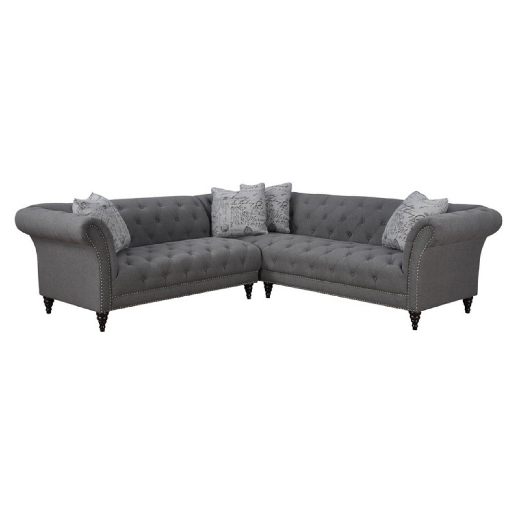 Emerald Home Antoinette 2 Piece Sectional Sofa - U4285-11-12-19-K ...