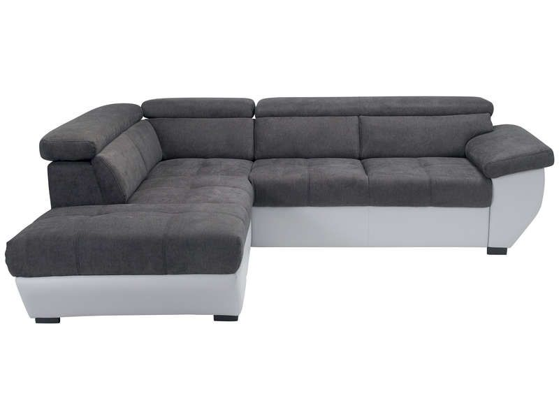 Canapé d\'angle gauche fixe 4 places | canapé | Pinterest | Canapés