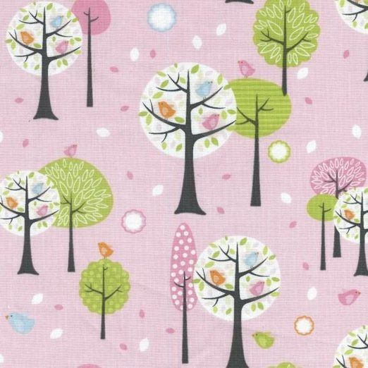 Fabric Fixation - Enchanted Forest