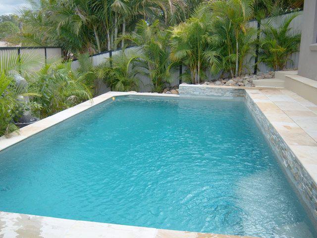 Home Pool Builders Gold Coast Pools Gold Coast By Design Pools Swimming Pools Gold Coast Pool Houses Pool Pool Renovation