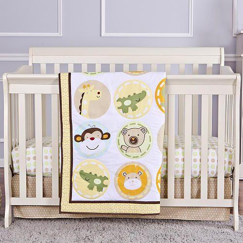 Giraffe Crib Bedding, Dream On Me Crib Bedding